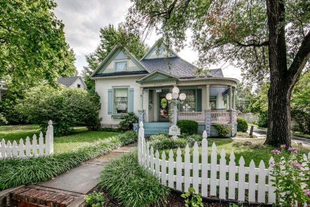 1518 N Robberson Avenue, Springfield, MO 65803 (MLS #60117248) :: Good Life Realty of Missouri