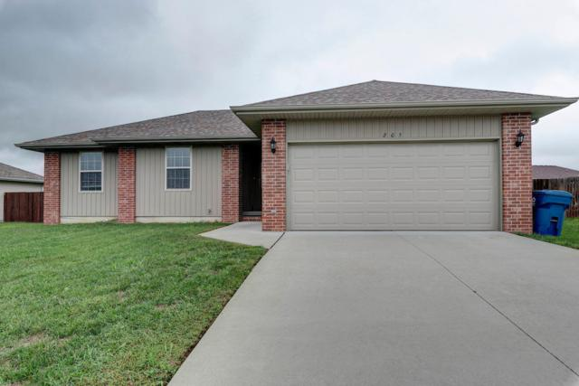 205 N Lake Avenue, Clever, MO 65631 (MLS #60118703) :: Team Real Estate - Springfield
