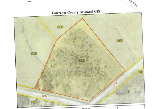 Lot 21 Stonegate, Ash Grove, MO 65604 (MLS #60119641) :: Good Life Realty of Missouri