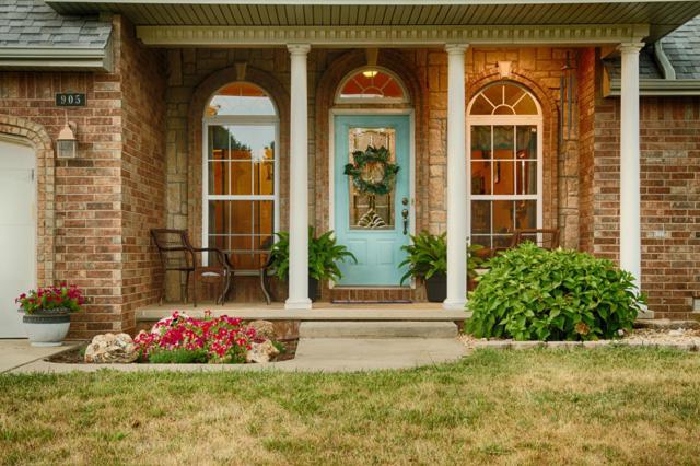 905 W Ashton Avenue, Strafford, MO 65757 (MLS #60120474) :: Team Real Estate - Springfield