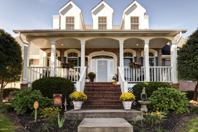 1251 S Raintree Place, Springfield, MO 65809 (MLS #60122109) :: Good Life Realty of Missouri