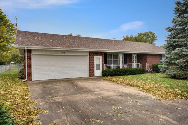 910 Carl Allen Drive Street, Mt Vernon, MO 65712 (MLS #60122333) :: Team Real Estate - Springfield
