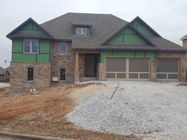 1301 S Amber Ridge Drive, Nixa, MO 65714 (MLS #60123556) :: Weichert, REALTORS - Good Life