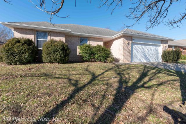 709 S Pinewood Lane, Nixa, MO 65714 (MLS #60123636) :: Team Real Estate - Springfield