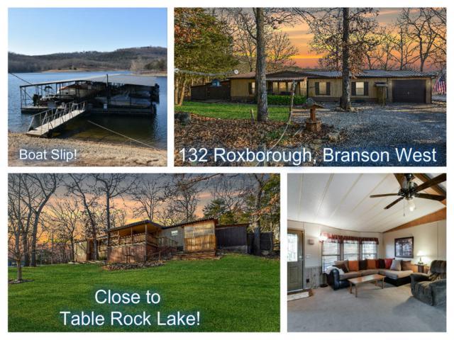 132 Roxborough, Branson West, MO 65737 (MLS #60124634) :: Team Real Estate - Springfield