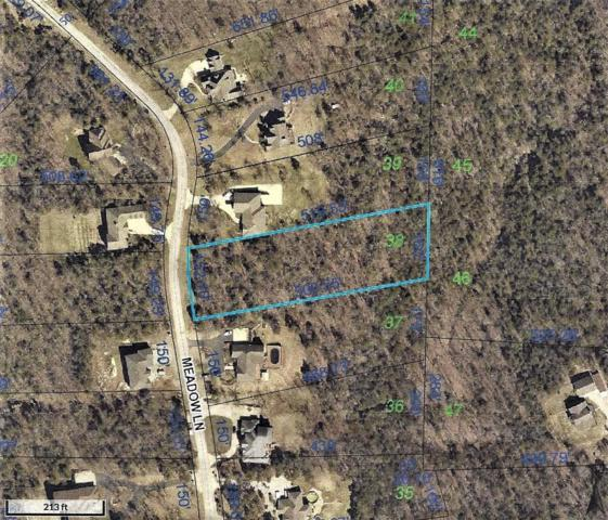 595 Meadow Lane Lane, Branson, MO 65616 (MLS #60126279) :: Team Real Estate - Springfield