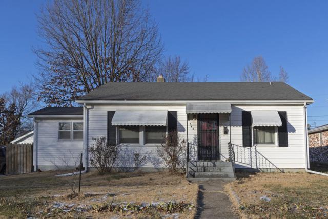 545 E Cherry Street, Mt Vernon, MO 65712 (MLS #60129169) :: Team Real Estate - Springfield