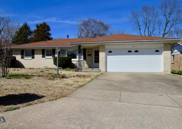 423 W Bell Street, Springfield, MO 65803 (MLS #60131128) :: Sue Carter Real Estate Group