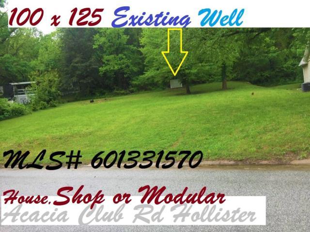 1601 Acacia Club Road, Hollister, MO 65672 (MLS #60133157) :: Massengale Group