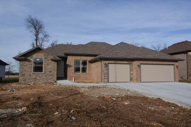 851 E Striper Drive, Nixa, MO 65714 (MLS #60133646) :: The Real Estate Riders