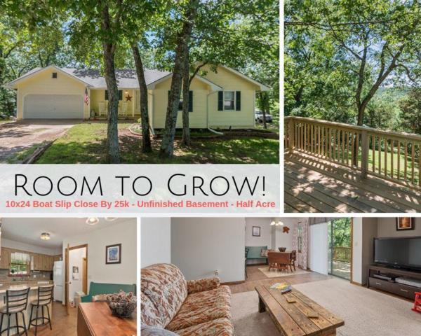 1845 Talking Rocks Road, Reeds Spring, MO 65737 (MLS #60138305) :: Sue Carter Real Estate Group