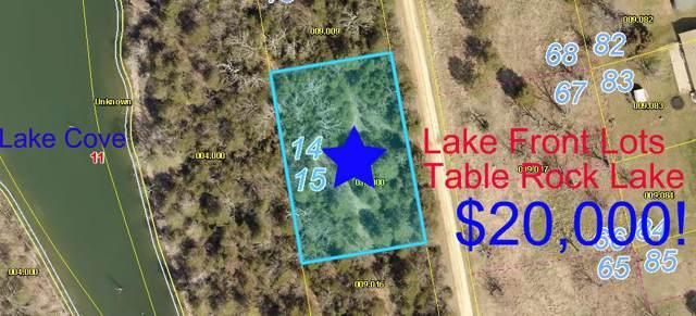 Lots 14-15 Cedar Reef Subdivision, Lampe, MO 65681 (MLS #60139273) :: Team Real Estate - Springfield