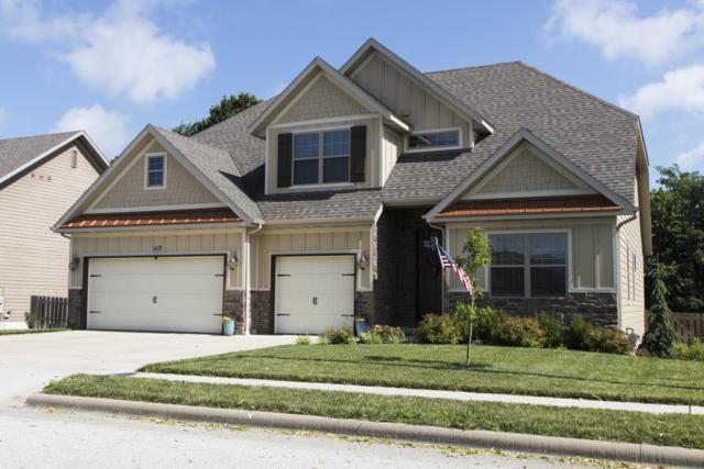 417 W Ivy Creek Drive, Ozark, MO 65721 (MLS #60139331) :: Sue Carter Real Estate Group