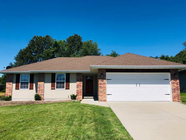 215 Dixie Avenue, Clever, MO 65631 (MLS #60139365) :: Sue Carter Real Estate Group