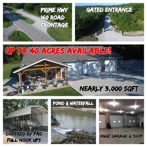 10015 Us Hwy 160, Walnut Shade, MO 65771 (MLS #60139678) :: Sue Carter Real Estate Group