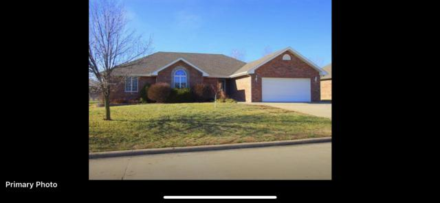 1695 S Meadow Lane, Bolivar, MO 65613 (MLS #60140467) :: Weichert, REALTORS - Good Life