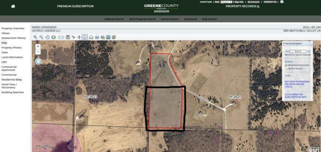 8811 N Bell Valley Lane, Willard, MO 65781 (MLS #60141151) :: Sue Carter Real Estate Group