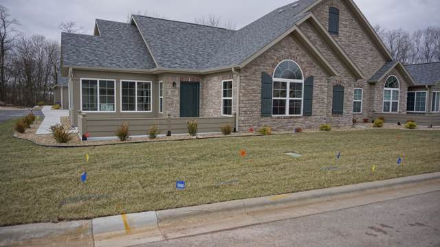 814 E Kings Mead Circle #1, Nixa, MO 65714 (MLS #60144398) :: Team Real Estate - Springfield