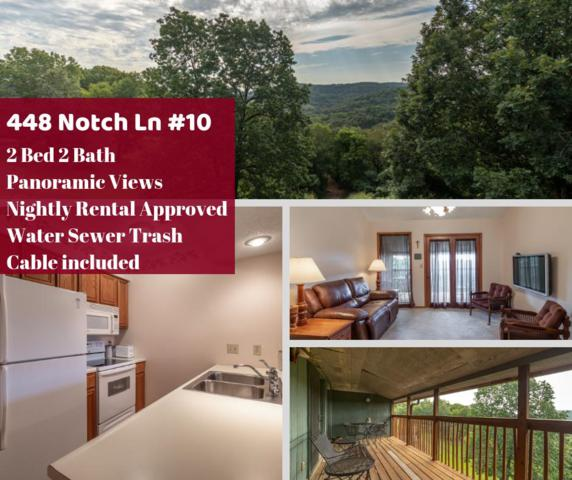 448 Notch Lane #10, Branson West, MO 65737 (MLS #60144529) :: Massengale Group