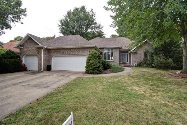 805 W Jackson Avenue, Nixa, MO 65714 (MLS #60146382) :: Team Real Estate - Springfield