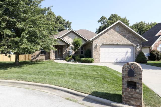 921 E Ozark Jubilee, Nixa, MO 65714 (MLS #60146691) :: Massengale Group