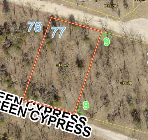 Lot 77 Eagles Point Lane, Shell Knob, MO 65747 (MLS #60147372) :: Weichert, REALTORS - Good Life