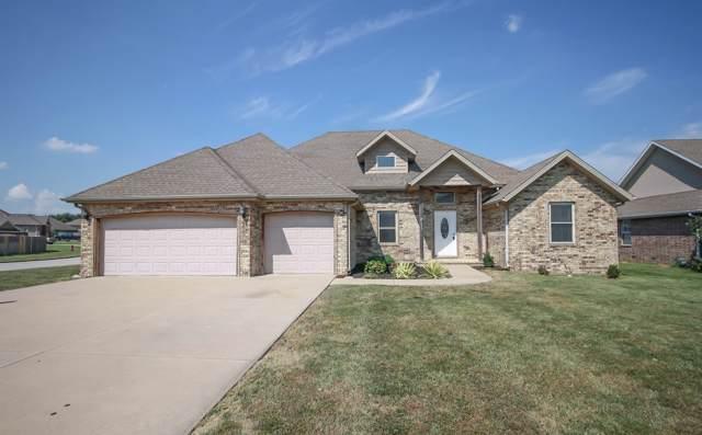 205 Sparrow Lane, Willard, MO 65781 (MLS #60147452) :: Team Real Estate - Springfield