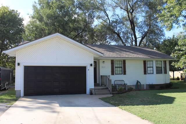 1815 N Marlan Avenue, Springfield, MO 65803 (MLS #60147528) :: The Real Estate Riders