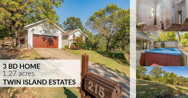 215 N Cedar Drive, Blue Eye, MO 65611 (MLS #60148405) :: The Real Estate Riders