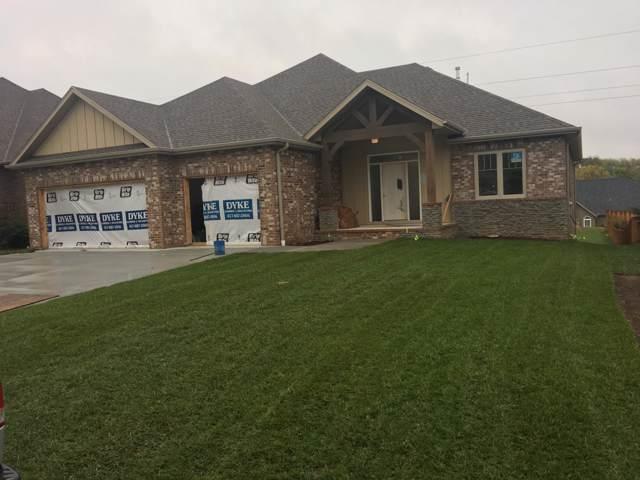 823 E Beaufort Street, Nixa, MO 65714 (MLS #60148934) :: Team Real Estate - Springfield