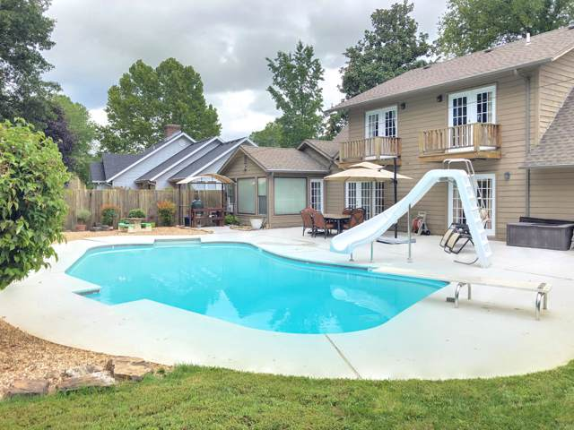 165 Norwood Drive, Branson, MO 65616 (MLS #60149474) :: Sue Carter Real Estate Group
