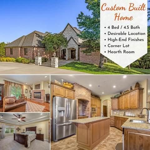 136 Roark Hills Drive, Branson, MO 65616 (MLS #60149752) :: Clay & Clay Real Estate Team
