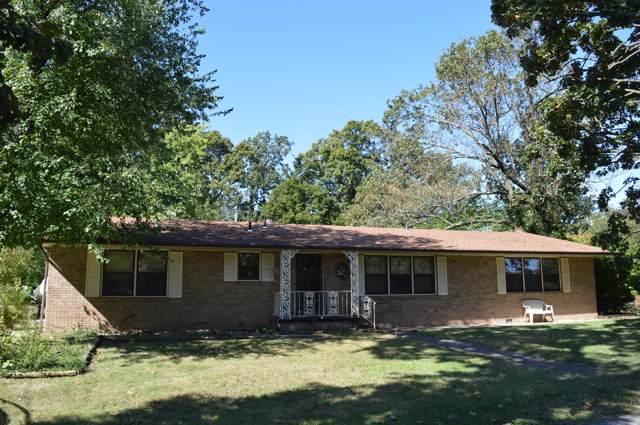 1421 S Jefferson Avenue, Aurora, MO 65605 (MLS #60149792) :: Sue Carter Real Estate Group