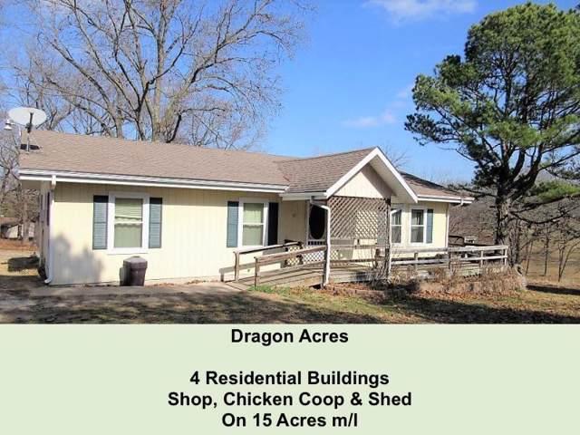 37 Dragon Acres Lane, Blue Eye, MO 65611 (MLS #60149824) :: Weichert, REALTORS - Good Life