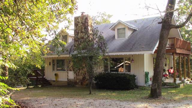 1321 State Hwy T, Gainesville, MO 65655 (MLS #60150203) :: Sue Carter Real Estate Group