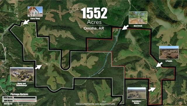 14075 Bee Creek Road N, Omaha, AR 72662 (MLS #60150510) :: Sue Carter Real Estate Group