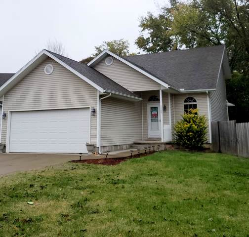 1309 Frisco Avenue, Monett, MO 65708 (MLS #60150791) :: Sue Carter Real Estate Group