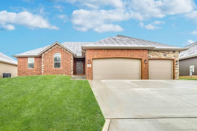 3465 S Lexus Avenue Lot 30, Springfield, MO 65807 (MLS #60150899) :: Team Real Estate - Springfield
