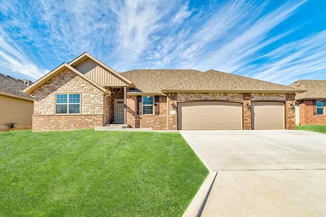 3477 S Lexus Avenue Lot 31, Springfield, MO 65807 (MLS #60150903) :: Team Real Estate - Springfield