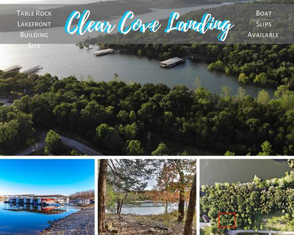 Lot 15 Clear Cove Landing, Reeds Spring, MO 65737 (MLS #60151100) :: The Real Estate Riders