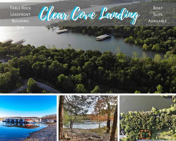 Lot 16 Clear Cove Landing, Reeds Spring, MO 65737 (MLS #60151101) :: The Real Estate Riders