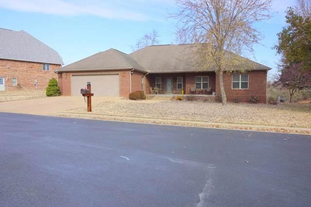 135 Spurlock Dr, Branson, MO 65616 (MLS #60152025) :: Sue Carter Real Estate Group