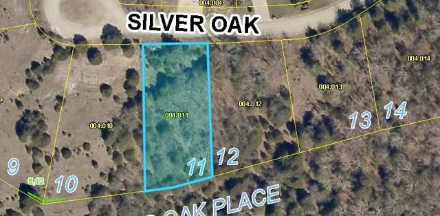 Lot 11 Silver Oak Place - Stonebridge, Branson West, MO 65737 (MLS #60152644) :: Clay & Clay Real Estate Team