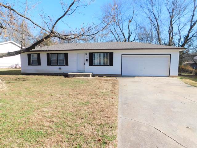 526 S Laurel Avenue, Springfield, MO 65802 (MLS #60152694) :: Sue Carter Real Estate Group