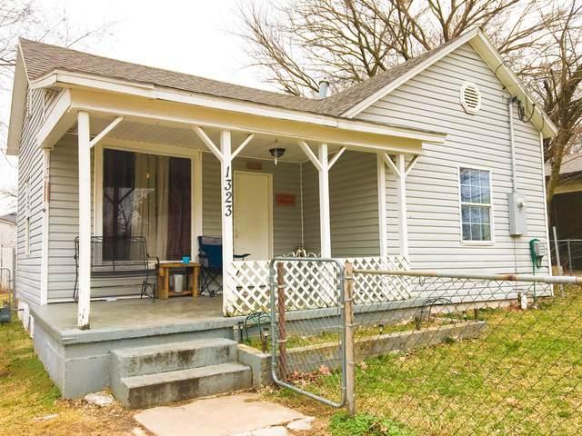 1323 N West Avenue, Springfield, MO 65802 (MLS #60153868) :: Team Real Estate - Springfield