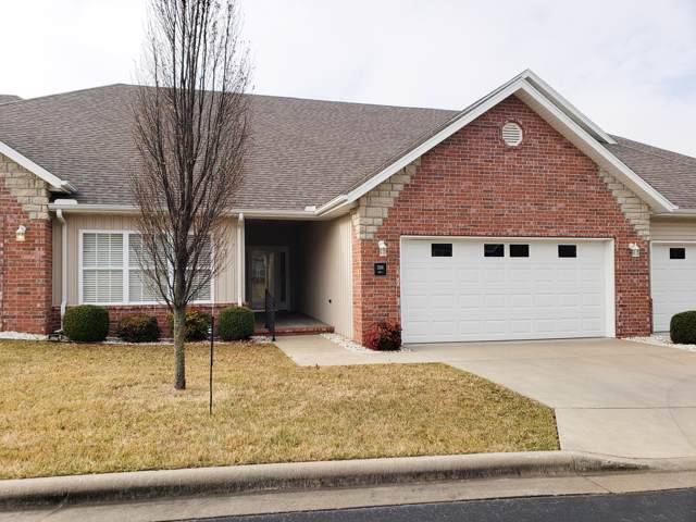 1368 N Sandy Creek Circle #3, Nixa, MO 65714 (MLS #60153897) :: The Real Estate Riders