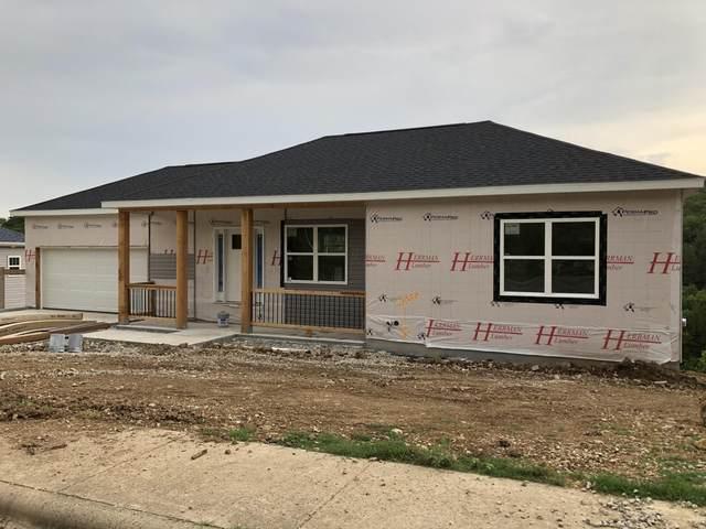 Lot 24 Stone Valley Estates, Branson, MO 65616 (MLS #60155567) :: Clay & Clay Real Estate Team