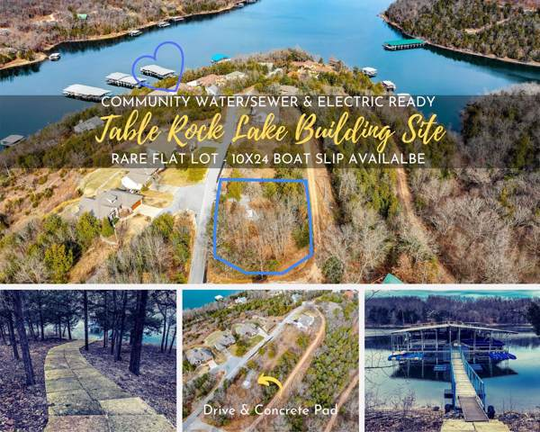 Lot 135a Dogwood Village Lane, Lampe, MO 65681 (MLS #60155636) :: Clay & Clay Real Estate Team