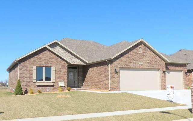 3563 W Whiteside Street, Springfield, MO 65807 (MLS #60157354) :: Sue Carter Real Estate Group
