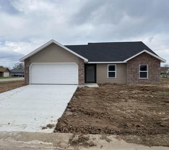 13764 Pella Lane, Neosho, MO 64850 (MLS #60157959) :: The Real Estate Riders